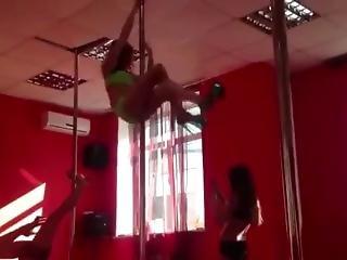 Pole Dancing High Heels