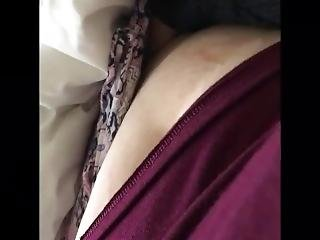 Teen Girl Pleasures Herself In Parents Room