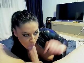 Perfect Fetish Mouthfuck Hard Blowjob