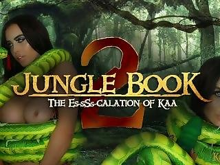 Jungle Book 2 - The Esss-calation Of Kaa [ Trailer ]