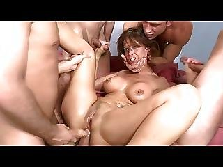 Anal, Brutal, Cumshot, Double Anal, Double Penetration, Dp, Gangbang, Milf, Penetration
