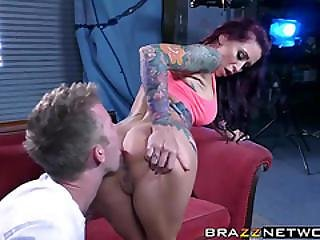 Hot Chick Monique Alexander Loves Riding His Huge Stiff Cock