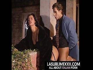 ブルネット, 手淫, イタリア人, ビンテージ