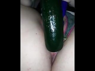 Naughty Cucumber