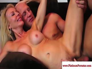 Nina hartley strapon sex with a babe fabb