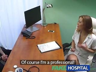 Fakehospital Nurse Fucked Hard By Patient