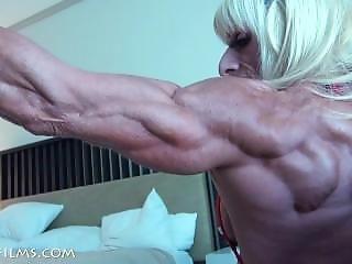 Super Shredded Babe Video Part 3