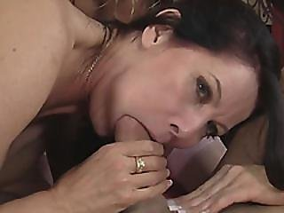 Bisexual Cougars Sharing Long Dong Suck Foursome