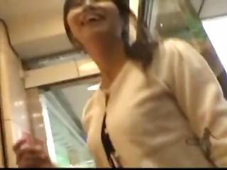 Japanese Girl Farting In Public 2
