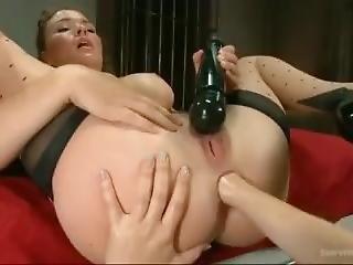 Bianca Breeze Amazing Anal Fist