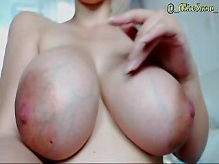 Alice Snow With Amazing Big Milky Boobs