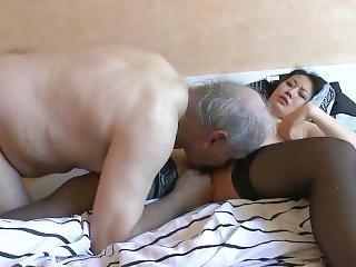 French Asian Nurse