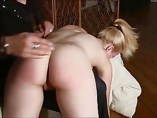 Angry, Babe, Masturbation, Mom, Small Tits, Spanking