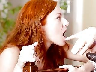 Haruka andou gets cum from sucking dongs