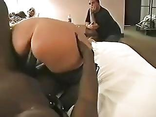 Wife Fucked By Two Black Guys