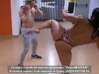Cris Goy Arellano Kick Boxing