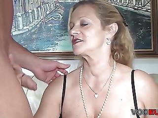 Grosse Bruste Blond Wird Gefickt