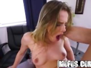 Mofos - Naughty boss squits starring  Jillian Janson and Damon Dice