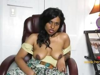 Desi Indian Mom Dirty Talking With Son
