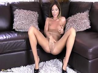 Pantyhose Natalia Forrest