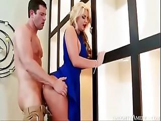 Big Ass Phoenix Marie Standing Fuck