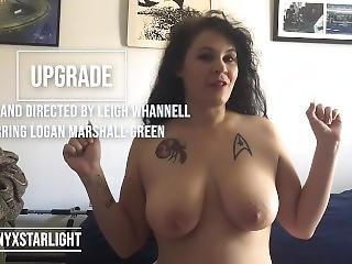 Topless Movie Review- Upgrade