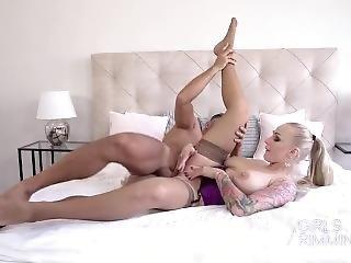 anal, babe, blond, blowjob, krem, creampie, fetish, knulling, milf, grovt, sex