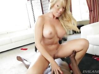 Gorgeous Blonde Banged By Bbc