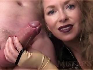 Misstress T Cum Eating Sissy