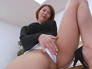 Fetish, Japaans, Slipje, Pov, Uniform