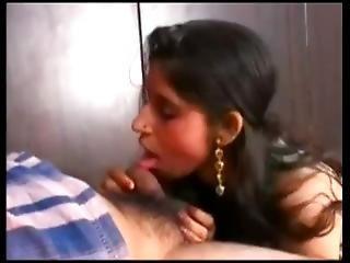 Milk Shower Lactating Indian Bhabhi Blowjob