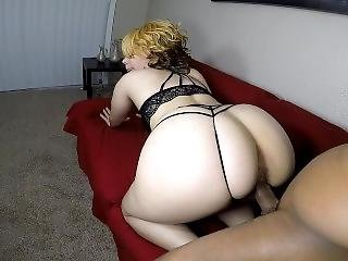 My Sexy New Outfit Made Him Cum So Hard In My Pussy...