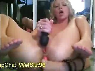 Beautiful Stepmom Fucks Anything