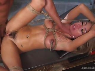 Gym Bunny Kat Dior Gets Fucked Hard