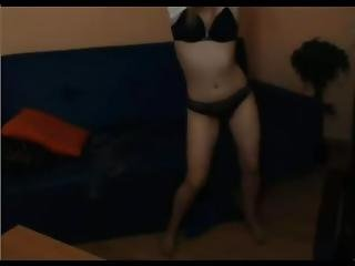 My Sister Does A Strip Tease At Lesbian Party