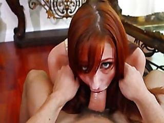 Extreme Deepthroat With Ultra Cute Babe