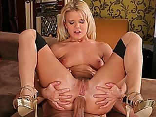 Sexy Bianca Love Has Her Ass Stuffed