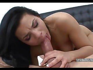 Petite Coed Selena Rios Gets Her Latina Twat Fucked Hard