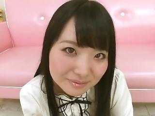 asiatique, bonasse, japonaise, masturbation, rasée, solo, Ados, jouets