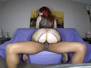 Big Booty Teen Bounces Juicy Ass On Bbc In Sexy Lingerie.. So Hot
