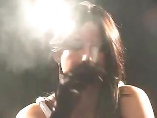smoke Fetish satin