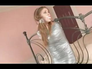 Erika Jordan Mummy Wrapped