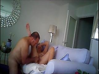 Blonde Granny Eaten Out And Fucked