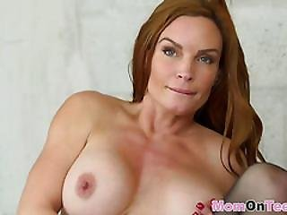 Teen Amara Taught By Diamond To Bang In Threesome