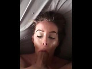 POV szopás arc
