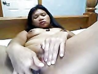 Filipina On Webcam