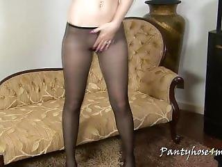 Excellent Tits In Nylons