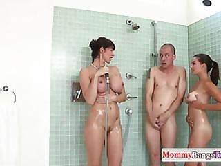 Milf Eva Karera Cumswaps With Shea Summers