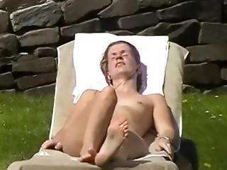 Spy In Spa (5) Naked Girls Outside