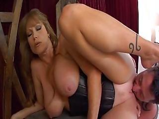 Mistress Darla Crane Femdom Ass Worship Ass Licking Slave